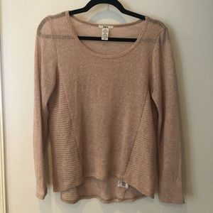 Blush Bar III sweater from Nordstrom